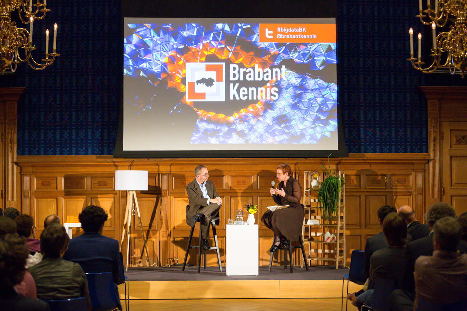 Vooruitdenkerslezing 'Big Data for a Better Brabant?'